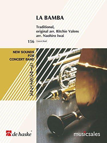 La Bamba - Concert Band/Harmonie - SCORE: Amazon.es: Instrumentos ...