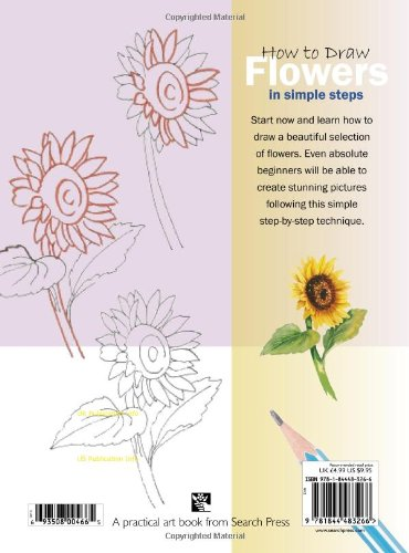 Search press books how to draw flowers janet whittle 0693508004665 search press books how to draw flowers janet whittle 0693508004665 amazon books mightylinksfo