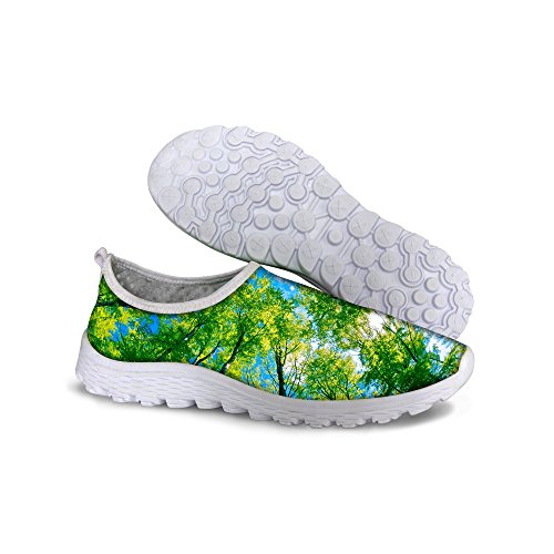 Green Sole Outdoor 2 Soft FOR Mesh DESIGNS Breathable Running U Lightweight Walk Shoes EVA Womens Vintage Wwqxq86TZ7