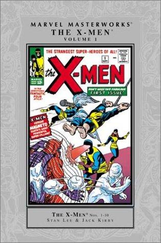 Marvel Masterworks: The X-Men Vol. 1 (Xmen Marvel Masterworks)