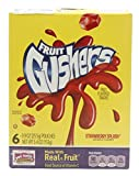 Fruit Gushers Fruit Snacks - Strawberry & Tropical - 5.4 oz - 6 ct