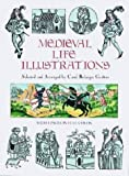 Medieval Life Illustrations, , 0486288625