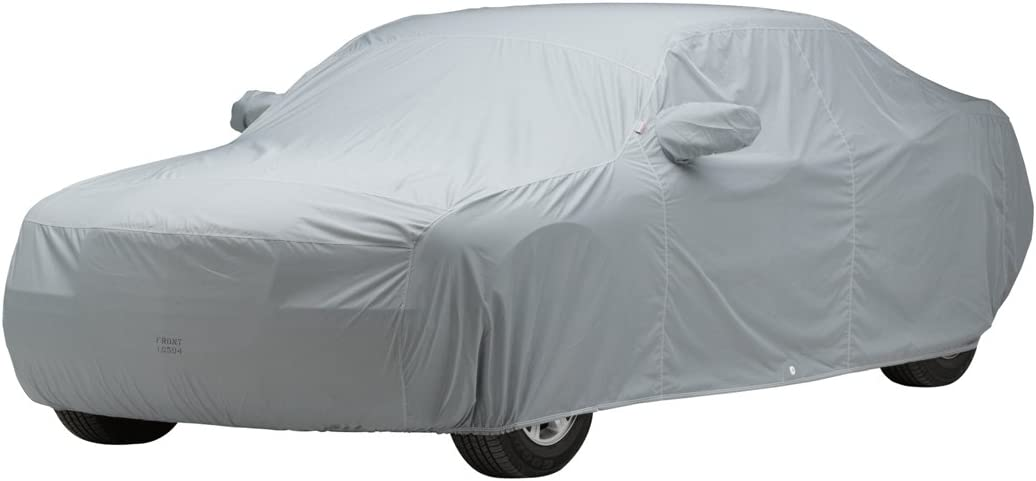 Covercraft Custom Fit Car Cover for Dodge Magnum - WeatherShield HP Series Fabric, Gray