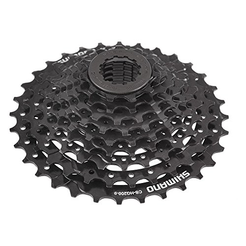 Shimano HG20 9-Speed 11-34t cassette by SHIMANO (Image #1)