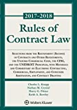 img - for Rules of Contract Law, 2017-2018 Statutory Supplement (Supplements) book / textbook / text book