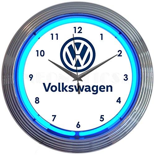 - Neonetics Volkswagen VW Neon Clock