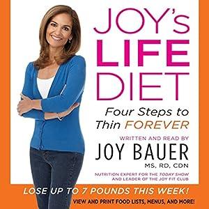 Joy's Life Diet Unabridged Audiobook