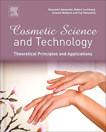 Price comparison product image Cosmetic Science and Technology: Theoretical Principles and Applications