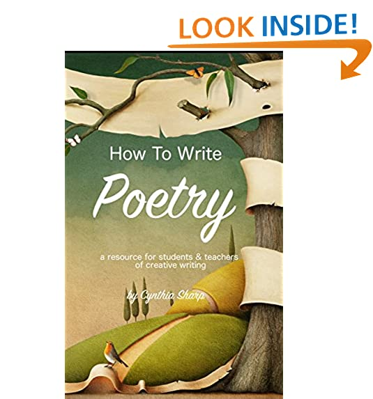 Writing poems amazon how to write poetry a resource for students and teachers of creative writing fandeluxe Images