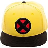 X-Men Wolverine Yellow Snapback Baseball Hat
