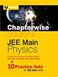 Chapterwise Solutions JEE Main Physics (2015-2002) (Old Edition)