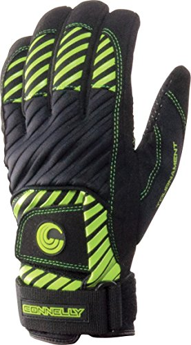 - CWB Connelly Men's Waterski Tournament Gloves, Green, Large