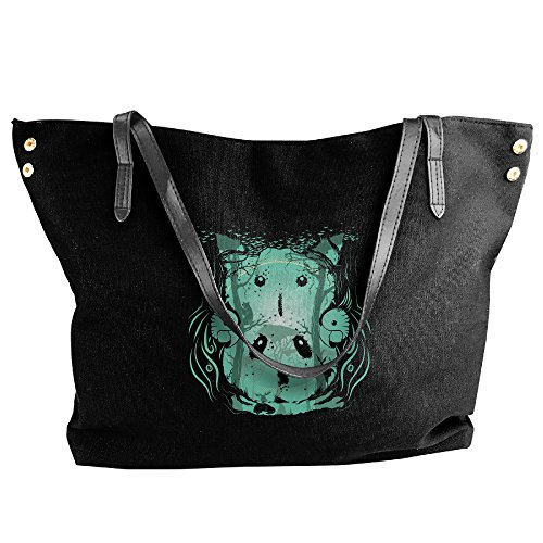 [Animal Totoro And Parrot Handbag Shoulder Bag For Women] (Parrot Costume Female)