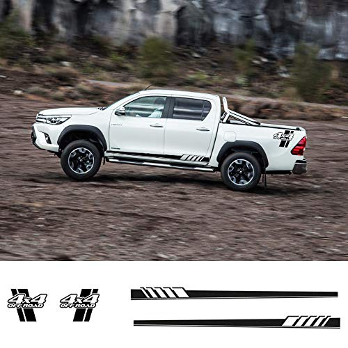 toyota hilux stickers - 8