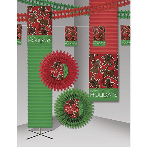 Gingerbread Treat Crepe Kit 6,000 Sq Ft - HUB-50550 by Miller Supply Inc