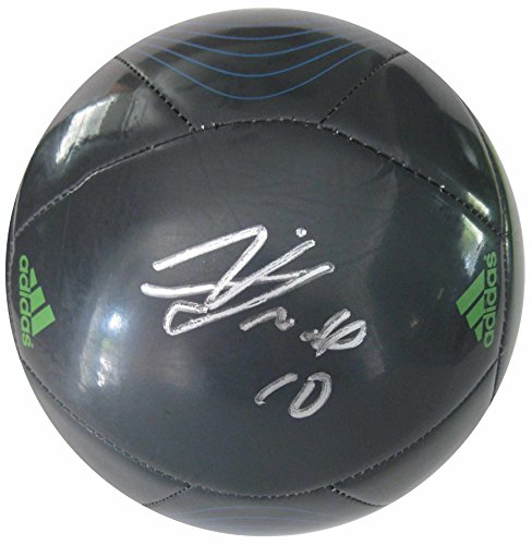 Nicolas Lodeiro, Seattle Sounders FC, Signed, Autographed, Logo Soccer Ball, a Coa with the Proof Photo of Nicolas Signing Will Be Included