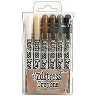 Ranger Tim Holtz Distress Crayon Set–# 3by Tim Holtz