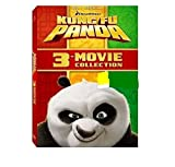 Kung Fu Panda 1-3 Complete Movie Collection (DVD + Digital Copy)