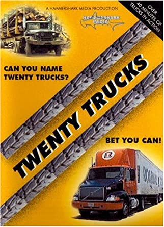 Amazon Twenty Trucks James Gardner Movies TV