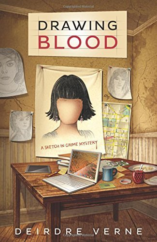 Drawing Blood (A Sketch in Crime Mystery) by Deirdre Verne (2016-02-08)