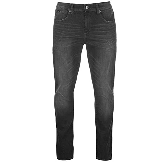5875b505dbf5 Pierre Cardin New Season Mens Premium Cotton Stretch Straight Fit 5 Pocket  Denim Jeans  Amazon.co.uk  Clothing