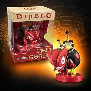 Amiibo Loot Goblin Diablo: Amazon.es: Videojuegos