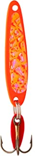 product image for Bay De Noc 5ORANGEICE 1-7/8-Inch Swedish Pimple Jig, 1/3-Ounce, Crushed Ice/Orange Ice