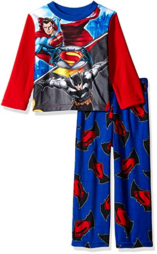 DC Comics Boys' Little Boys' Batman Vs. Superman 2-Piece ...