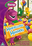 Barney - Marvellous Manners [DVD]