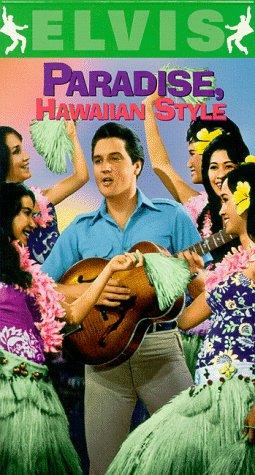 [Paradise, Hawaiian Style [VHS]] (Blue Hawaiian Helicopters)