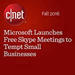Microsoft Launches Free Skype Meetings to Tempt Small Businesses | Lance Whitney