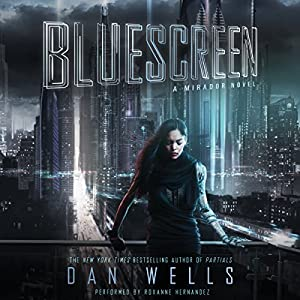 Bluescreen Audiobook