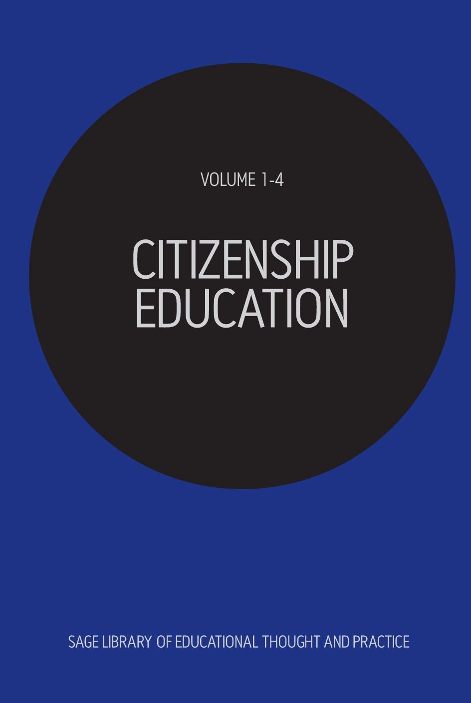 Download Citizenship Education (Sage Library of Educational Thought & Practice) (4 Volumes) ebook