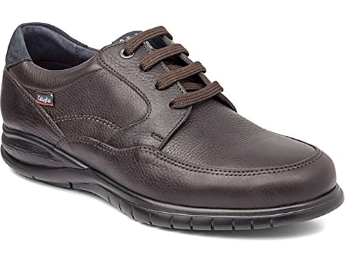 Callaghan Para De Derby Zapatos Marron Hombre Cordones Freemind RHvrqR
