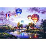 Sunsout Balloon Glow 6000 Piece Jigsaw Puzzle