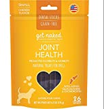Get Naked Joint Health Dental Chew Sticks for Adult Dogs, Small/6.2-Ounce, 18 sticks/Pack