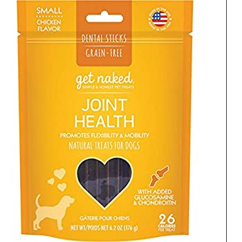 Amazon.com : Get Naked Joint Health Dental Chew Sticks For