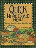 Quick Home-Cooked Meals, Maryann Zepp, 1561482900
