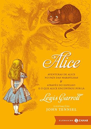 Livro - Alice no País das Maravilhas - Coleção Clássicos