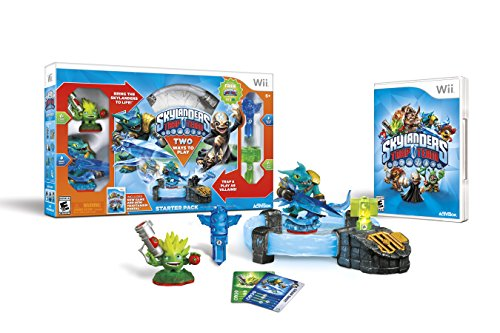 Skylanders Trap Team Starter Pack - - Force Trap Chaos