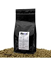 """1.5 lbs, Mazuri Tortoise Diet/Feed/Food, An Extruded 1/2"""" x 3/4"""" Length Pellet, High Fiber Diet Designed For Dry Land Herbivorous Tortoises and Reptiles"""