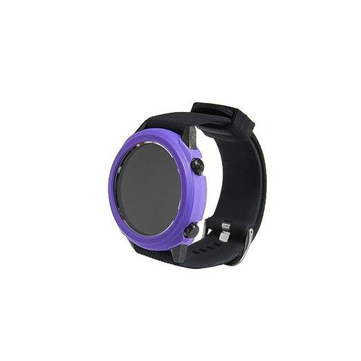 Riou Correa para Reloj,❤️para Huawei Watch GT Funda Completa de Silicona Suave Ultra Delgada de protección TPU Pulseras de Repuesto para smartwatches: ...