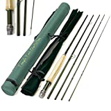 Temple Fork: BVK Series Rod, TF 05 90-5B **Includes Rod Case