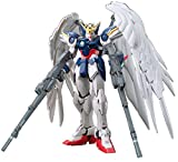 Bandai Hobby #17 RG Wing Gundam Zero EW Model Kit (1/144 Scale)