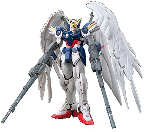 Bandai Hobby #17 RG Wing Gundam Zero EW Model Kit (1/144 (1 Scale Model)