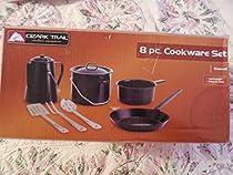 Ozark Trail 8-Piece Enamel Cookware Set