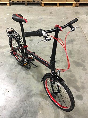 Dahon Speed D7 Obsidian Red Folding Bike Bicycle Buy