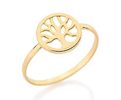 c5938c5c2e8be Amazon.com: ROMMANEL BY ROSE Product Code: 512092 Gold Plated Ring ...