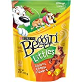 Purina Beggin' Bacon & Cheese Flavors Dog Snacks -...