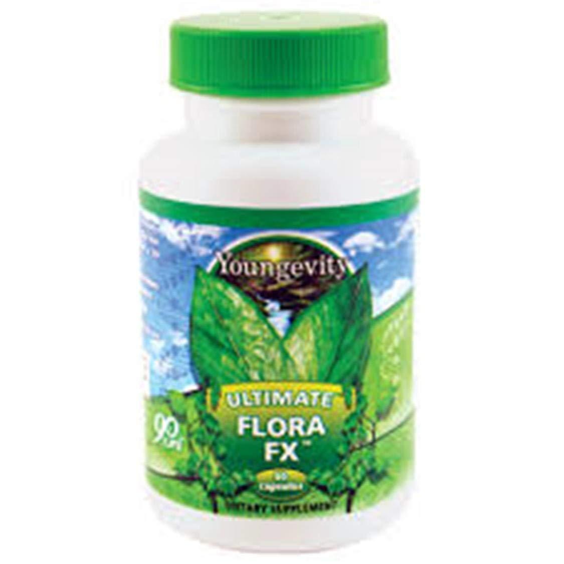 FLORA FX Pre & Pro Biotic - 60 CAPSULES